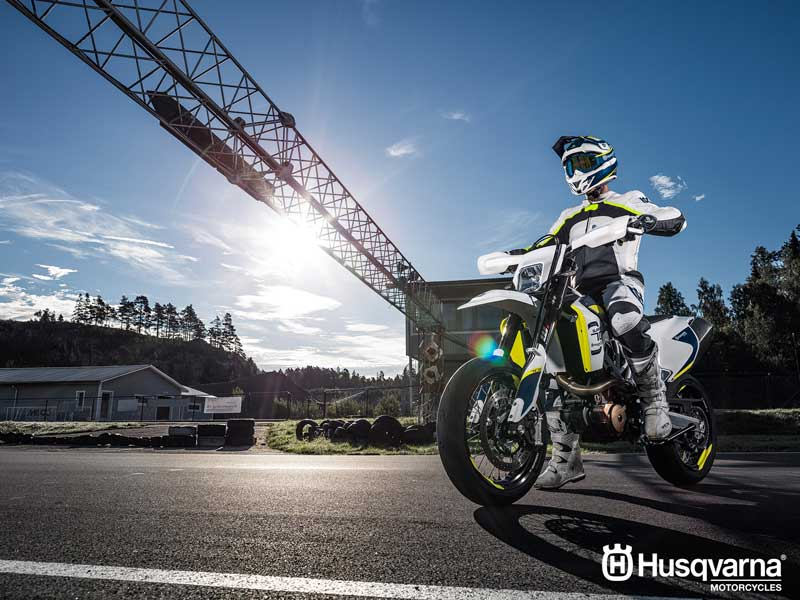 Browse The Husqvarna Range